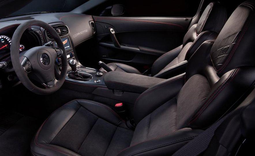 2016 Chevrolet Corvette Z07 (spy photo) - Slide 45