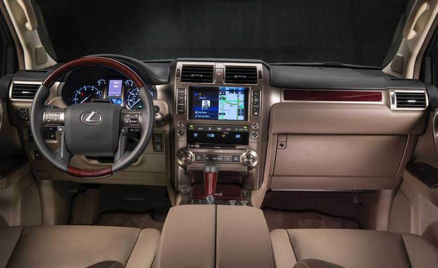 2014 Lexus GX460 - Slide 5