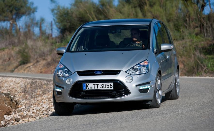 Ford S-Max concept - Slide 22