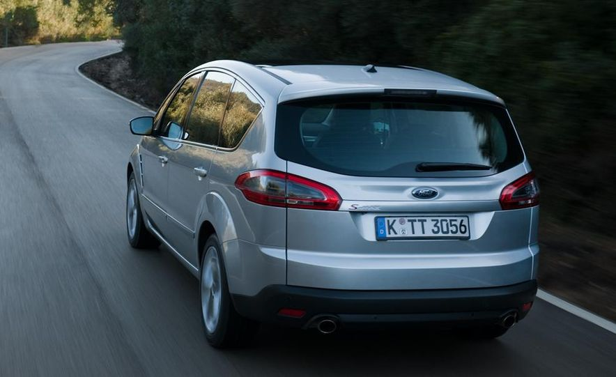 Ford S-Max concept - Slide 23