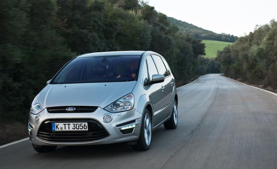 Ford S-Max concept - Slide 24