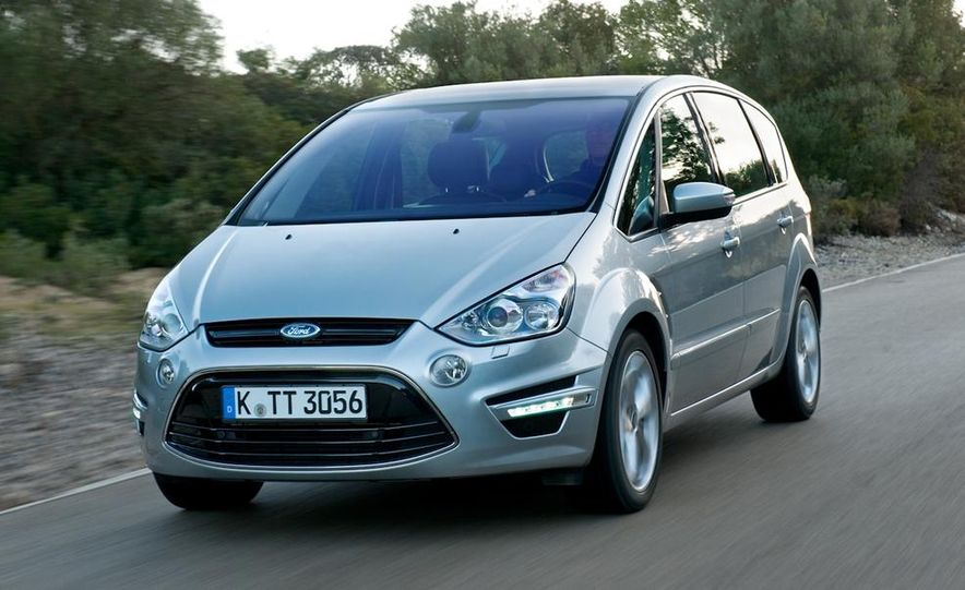 Ford S-Max concept - Slide 25