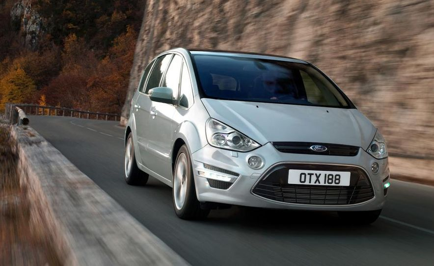 Ford S-Max concept - Slide 26