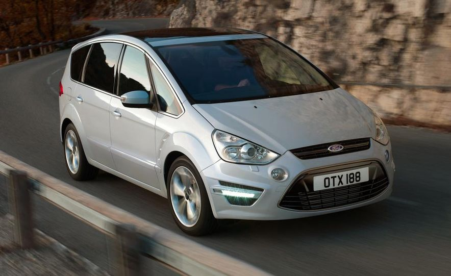 Ford S-Max concept - Slide 27