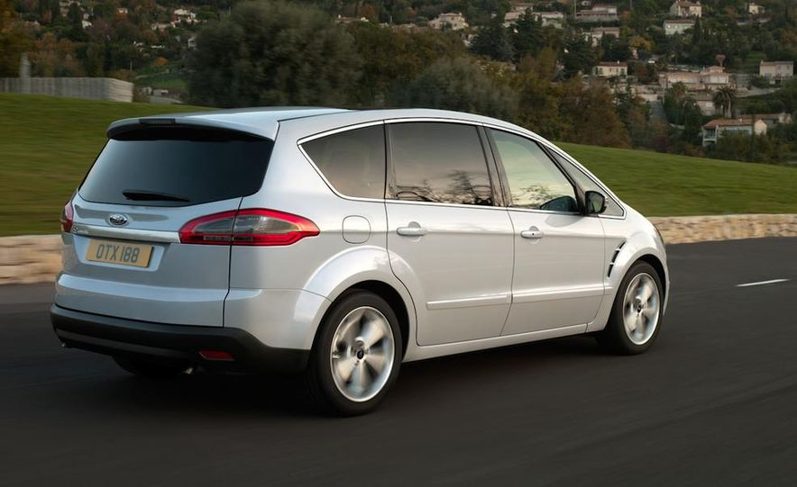 Ford S-Max concept - Slide 28