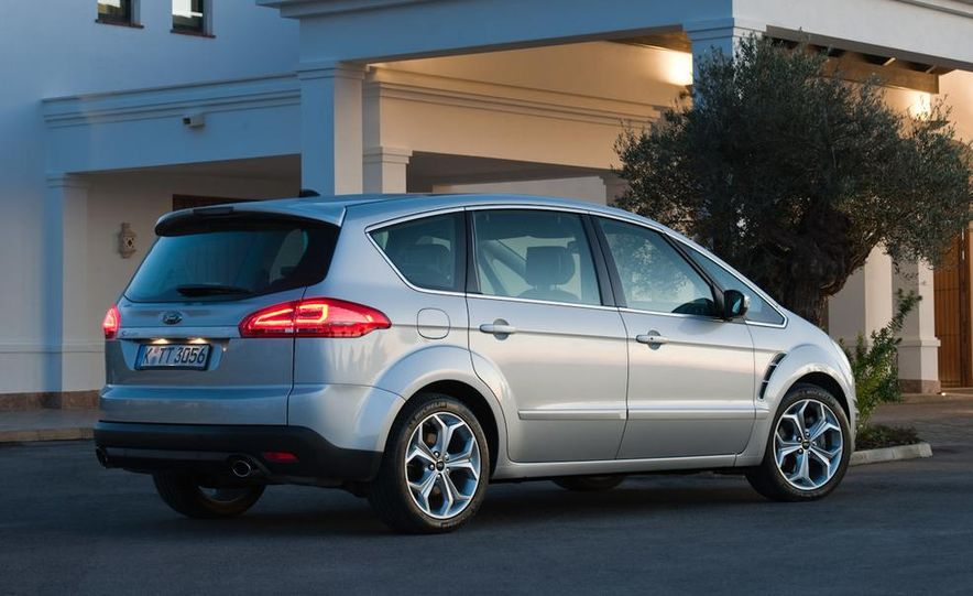 Ford S-Max concept - Slide 29