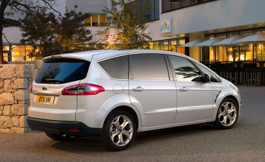 Ford S-Max concept - Slide 33