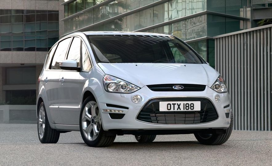 Ford S-Max concept - Slide 34