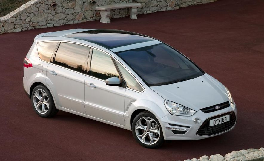 Ford S-Max concept - Slide 35