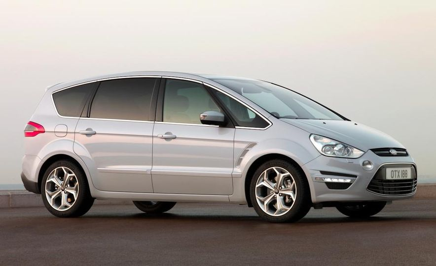 Ford S-Max concept - Slide 39