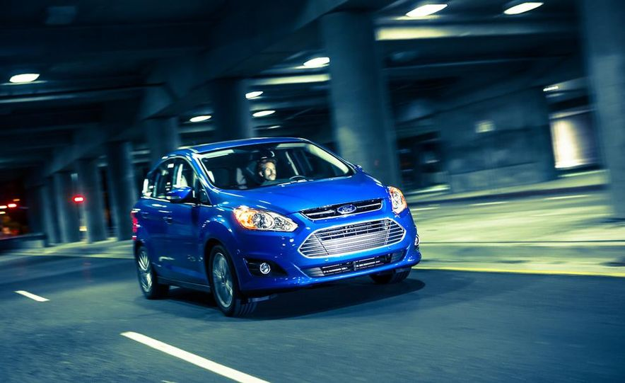 Ford S-Max concept - Slide 50