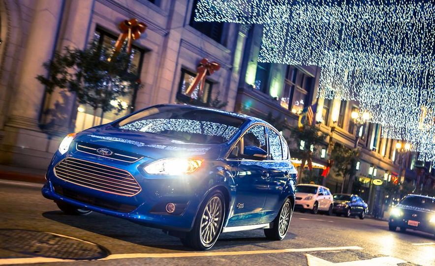 Ford S-Max concept - Slide 54