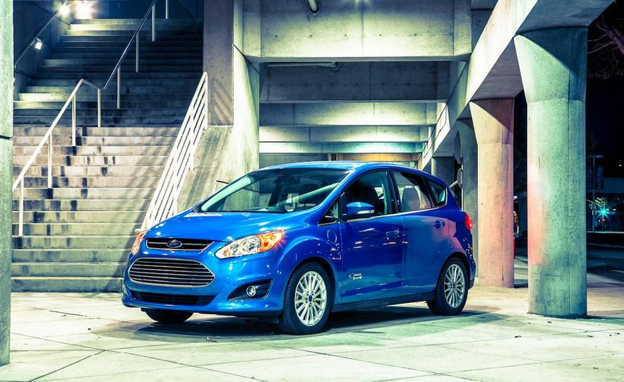 Ford S-Max concept - Slide 60