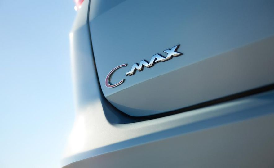 Ford S-Max concept - Slide 91
