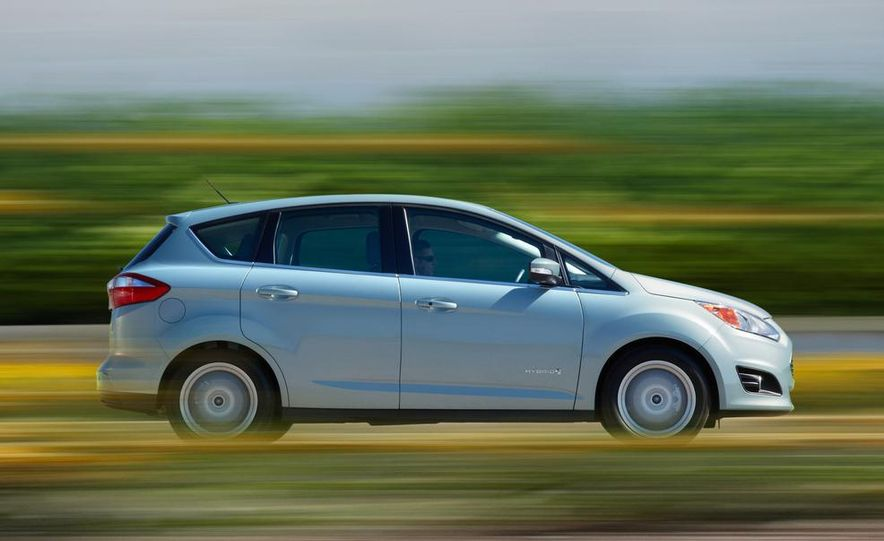 Ford S-Max concept - Slide 83