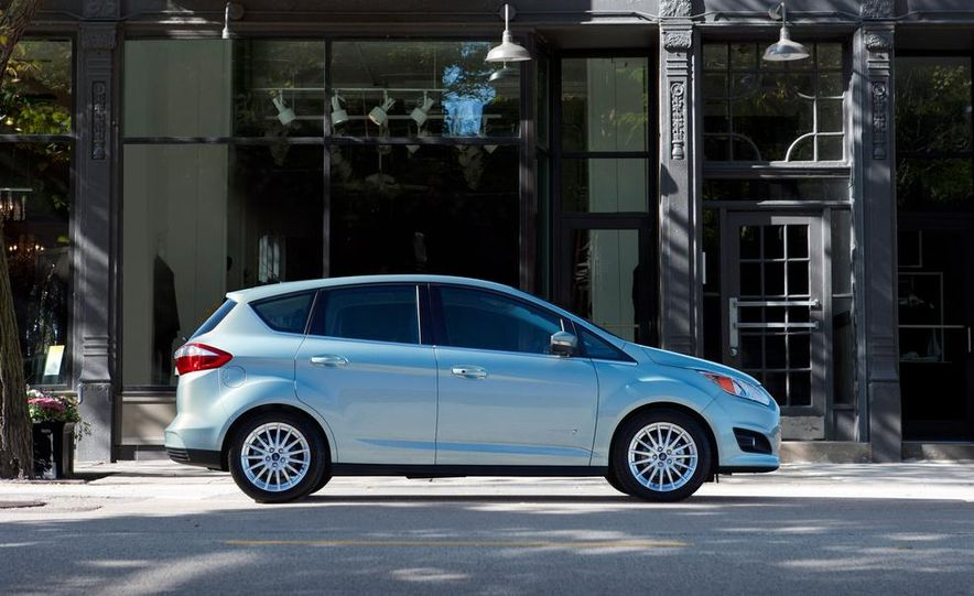 Ford S-Max concept - Slide 85