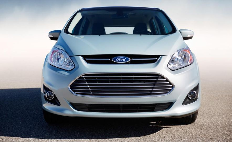 Ford S-Max concept - Slide 88
