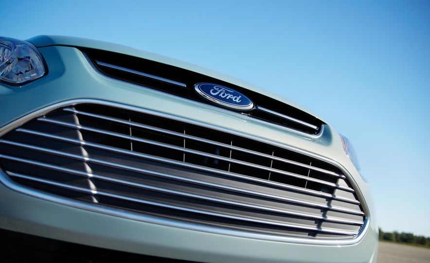 Ford S-Max concept - Slide 89