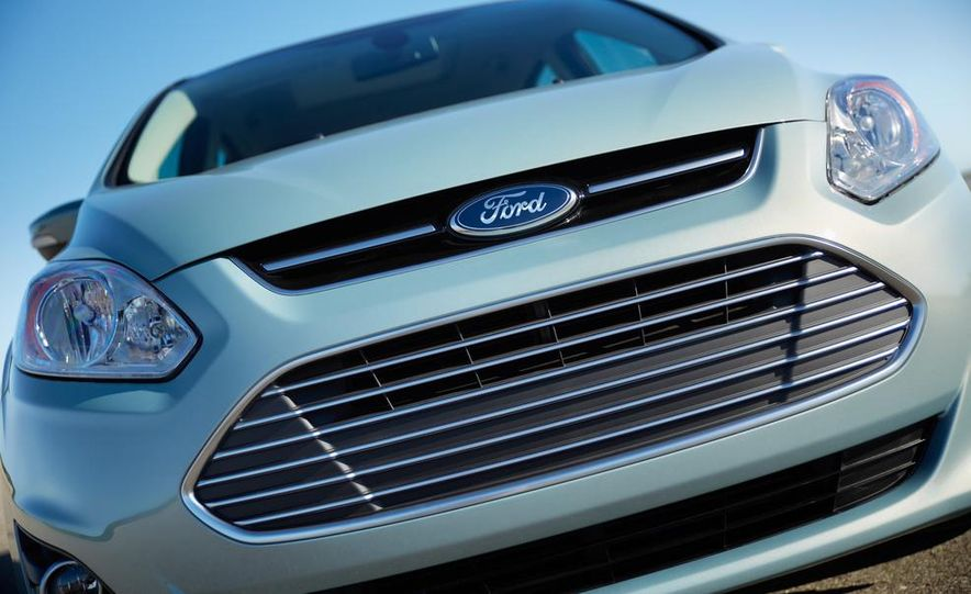 Ford S-Max concept - Slide 90