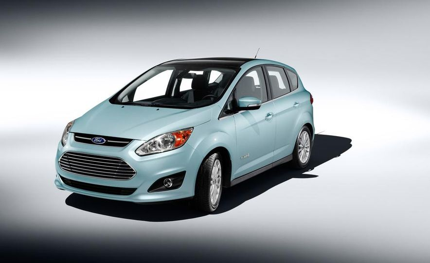 Ford S-Max concept - Slide 94