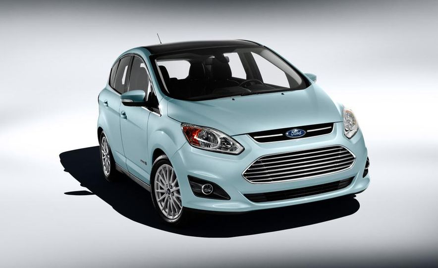 Ford S-Max concept - Slide 95