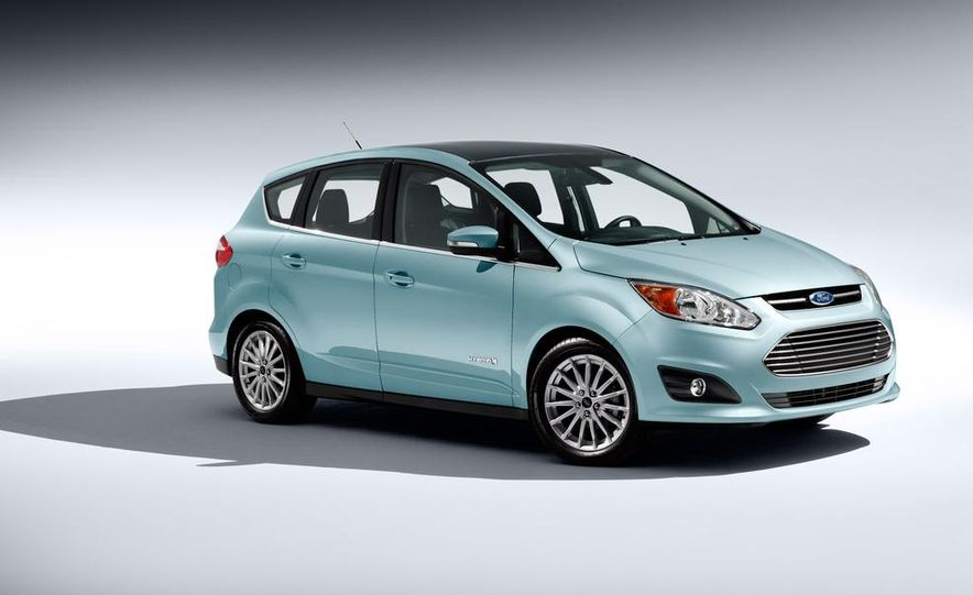 Ford S-Max concept - Slide 96