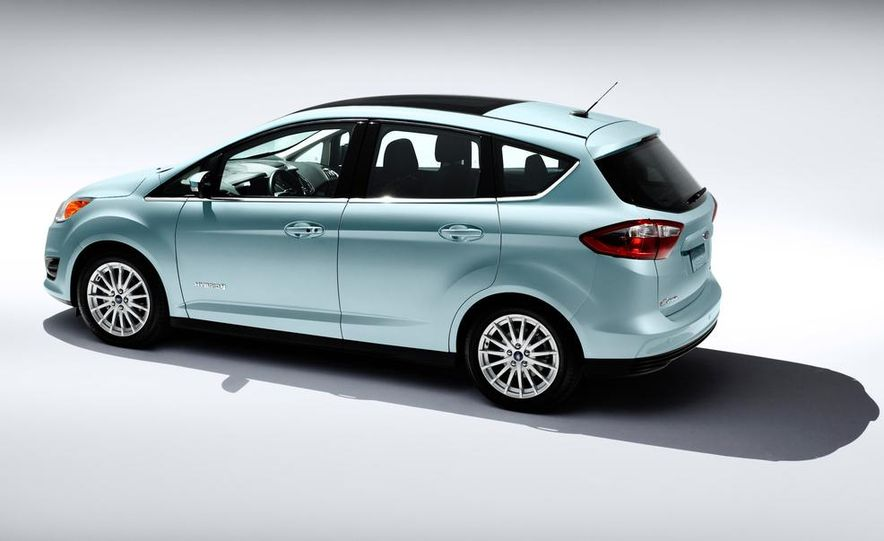 Ford S-Max concept - Slide 97
