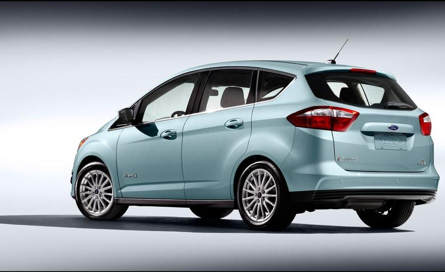 Ford S-Max concept - Slide 98