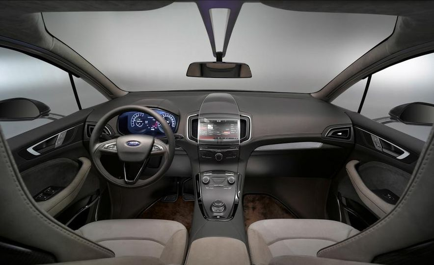 Ford S-Max concept - Slide 21
