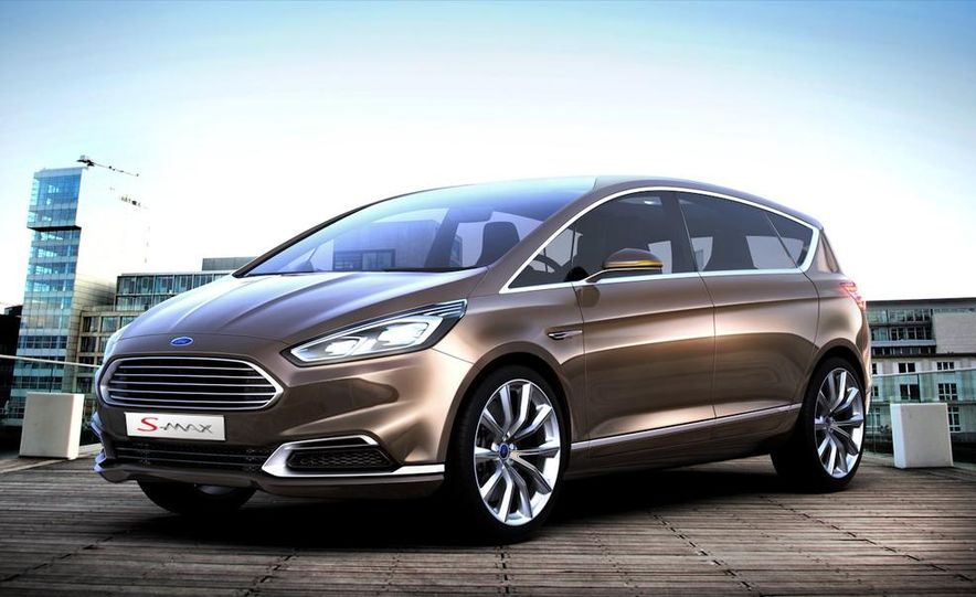 Ford S-Max concept - Slide 19