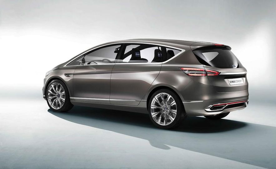Ford S-Max concept - Slide 20