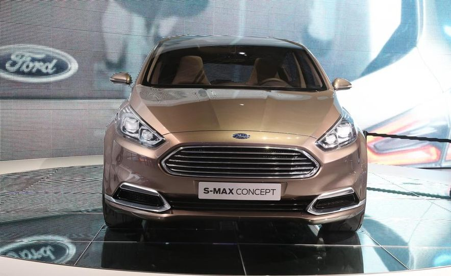 Ford S-Max concept - Slide 3