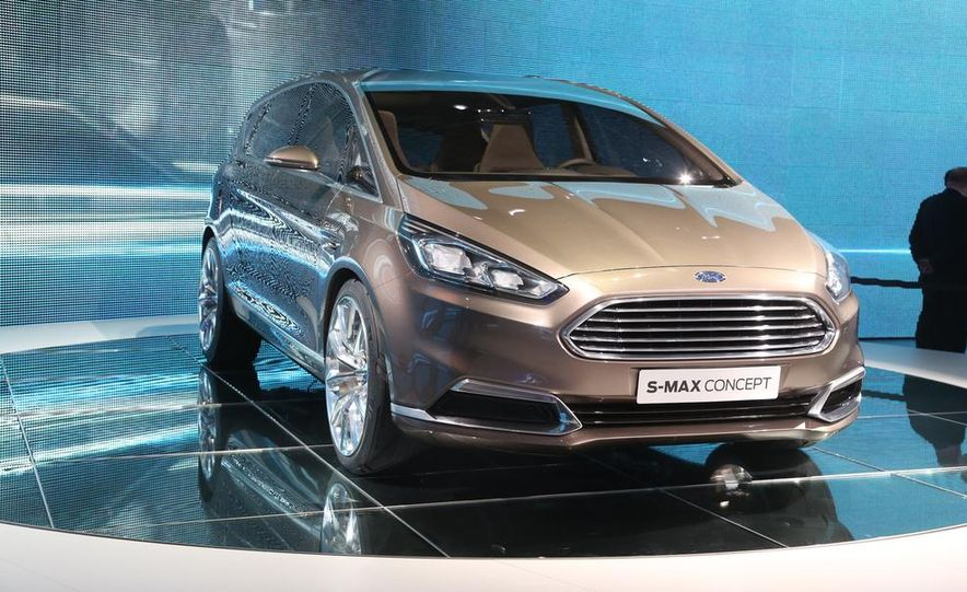 Ford S-Max concept - Slide 4