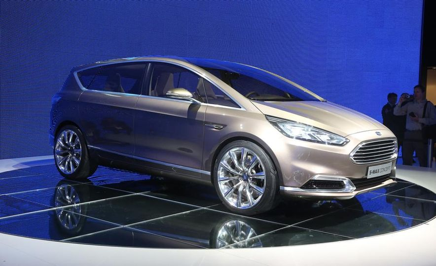 Ford S-Max concept - Slide 5