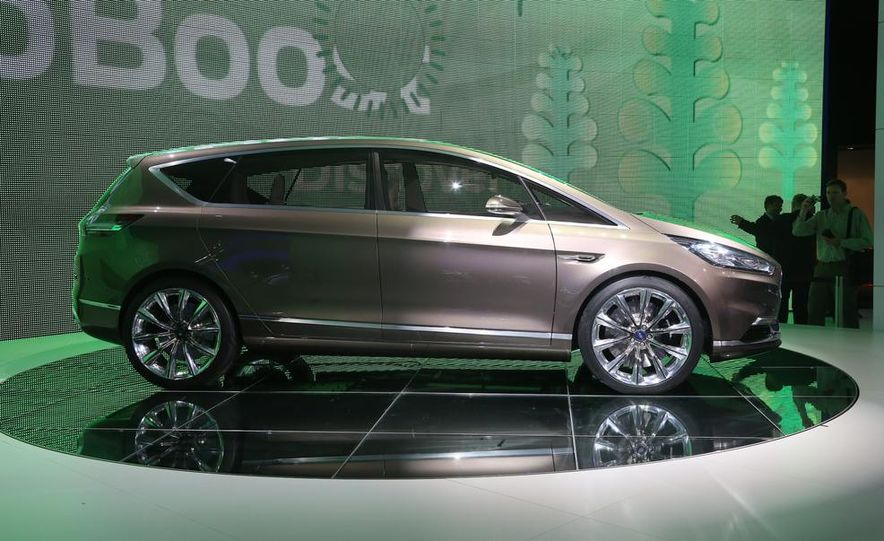 Ford S-Max concept - Slide 6