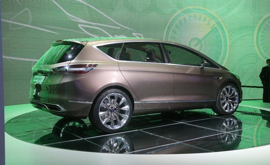 Ford S-Max concept - Slide 7