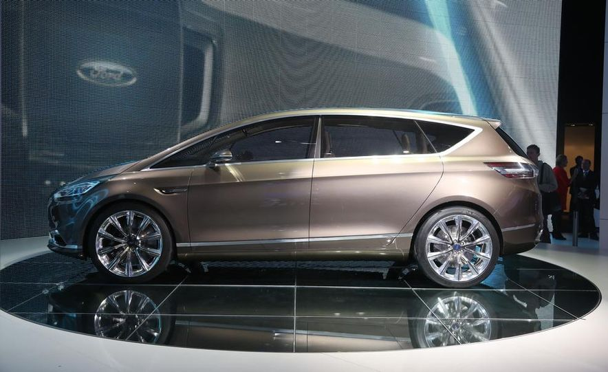 Ford S-Max concept - Slide 10
