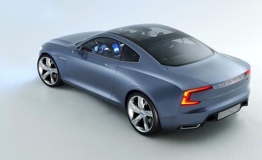 Volvo Concept Coupe - Slide 43
