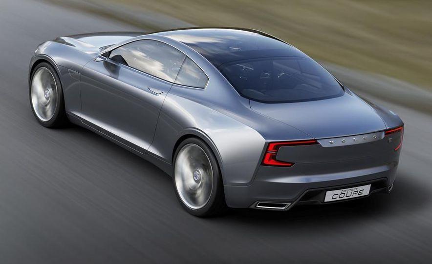 Volvo Concept Coupe - Slide 23