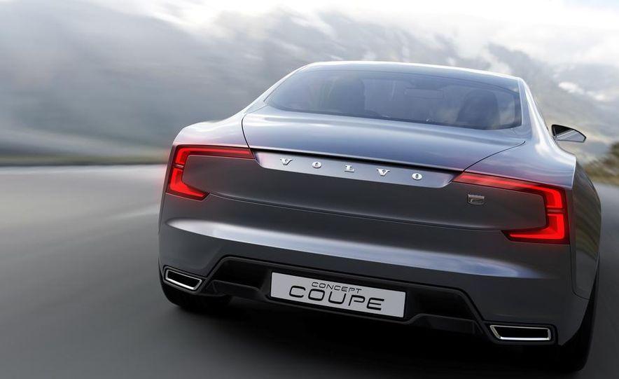 Volvo Concept Coupe - Slide 24