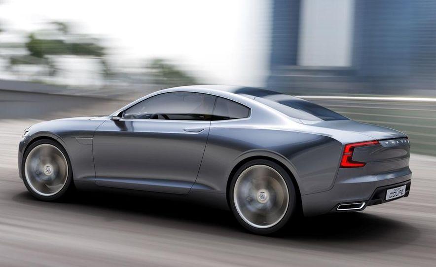Volvo Concept Coupe - Slide 25