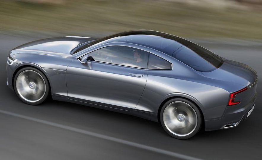 Volvo Concept Coupe - Slide 27