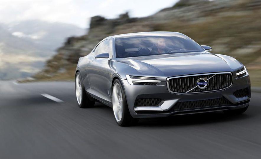 Volvo Concept Coupe - Slide 29