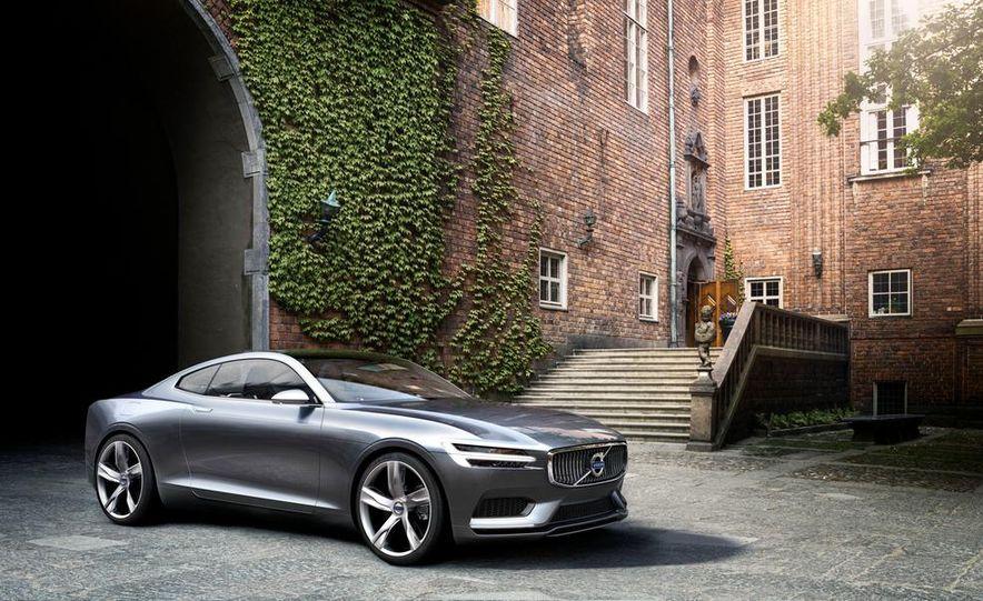 Volvo Concept Coupe - Slide 36