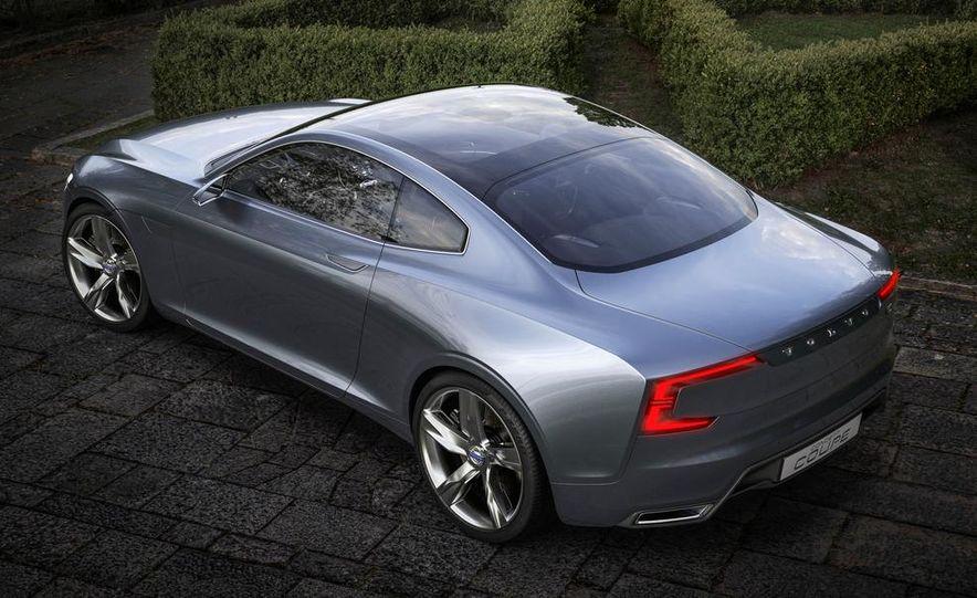 Volvo Concept Coupe - Slide 37