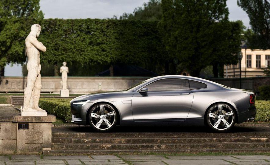 Volvo Concept Coupe - Slide 38
