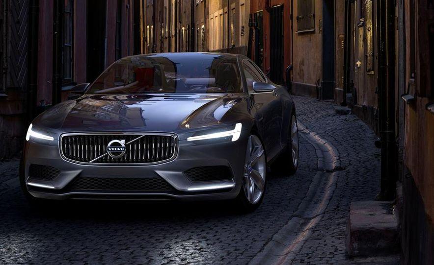 Volvo Concept Coupe - Slide 39