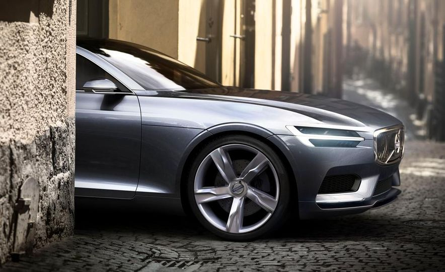 Volvo Concept Coupe - Slide 41