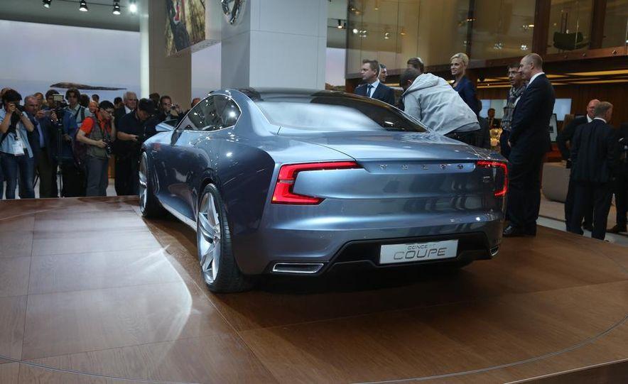 Volvo Concept Coupe - Slide 6