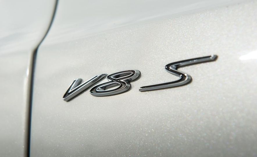 2014 Bentley Continental GT V8 S convertible - Slide 27